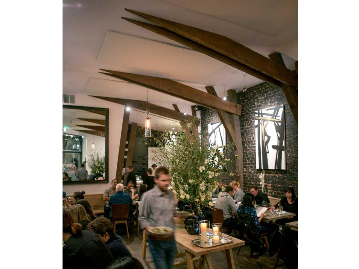 Trestle Restaurant in San Francisco 6